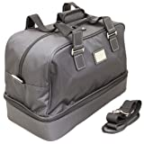 Kenneth Cole Reaction Curve Appeal II Zip-Around Drop Bottom Duffel Bag, Bags Central