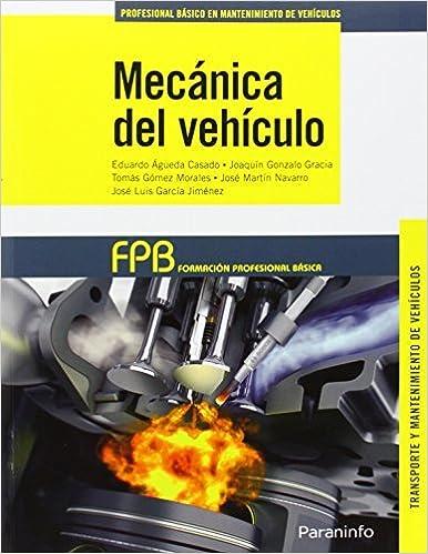Mecánica del automóvil libro