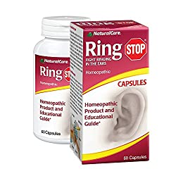 RingStop helps relieve symptoms of ringing and buzzing in the ears, ear noise and sensitivity to sound. This maddening noise is called tinnitus, and some people hear buzzing, hissing, roaring, whistling, chirping or clicking. This homeopathic formula...