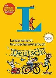 Langenscheidt Grundschulwörterbuch Deutsch: Mit Spielen für den Ting-Stift