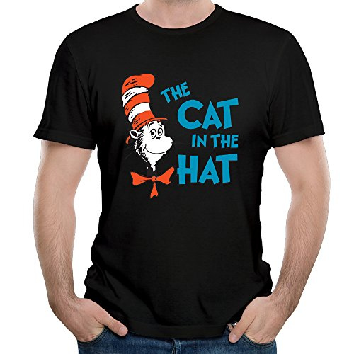 Dr Seuss The Cat In The Hat T Shirt For Man