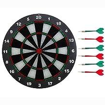 MIAO Adult Indoor Safety Practice Needle Dart DartBoard Set of Diameter 42 Cm