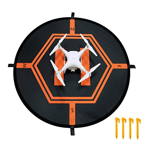 Price comparison product image Freewell Drone Landing Pad 110cm For DJI Mavic Air,  Phantom,  Inspire ,  Autel,  Yuneec,  GoPro Karma