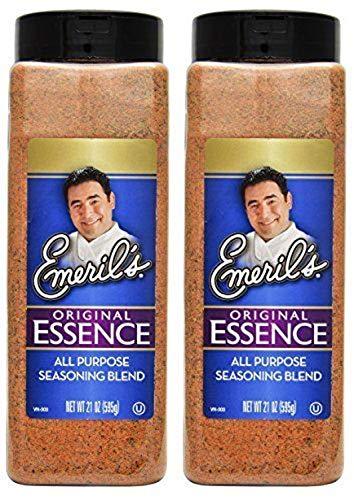 Emerils Original Essence Seasoning - 21oz (2 Pack) (Emeril Lagasse Essence)