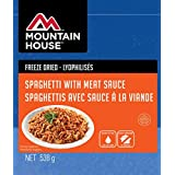Mountain House Spaghetti with Meat Sauc
