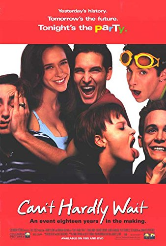 Can't Hardly Wait POSTER (27
