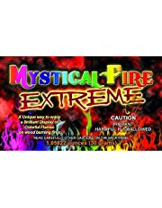 Extreme MYSTICAL FIRE - Adds 20% More Colorful Flames to a Campfire - 12 Packs