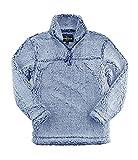 boxercraft - Unisex Sherpa Quarter-Zip Pullover - Q10