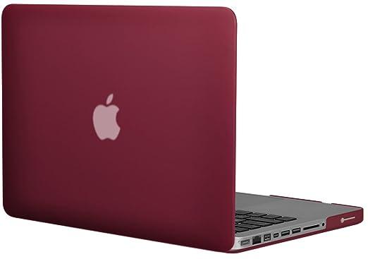 """18 opinioni per Topideal- Cover rigida, morbida e liscia al tatto, per Apple 15,4""""/ 15"""" MacBook"""