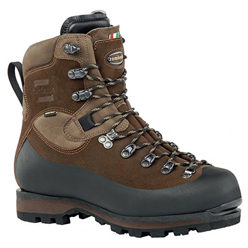 Gtx Insulated Hunting Boot (Zamberlan Men's 4039 Expert Ibex GTX RR,Brown,US 9.5)
