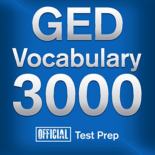 Official GED Vocabulary 3000: Become a True Master of GED Vo