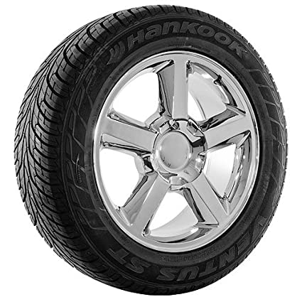 22 Inch Tires >> Amazon Com 22 Inch Wheels Rims Tires Chevy Silverado Suburban 1500