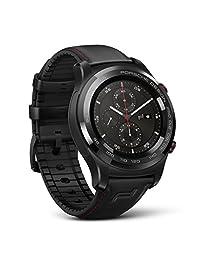 Porsche Design Huawei Smartwatch 4GB IP68 - International Version (Black)