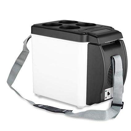 Amazon.es: Mini congelador portátil para auto Refrigerador para ...