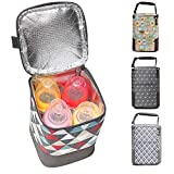 Best Baby Bottle Coolers - HOKEMP Baby Bottle Keep Cooler Bag Insulated Zipper Review