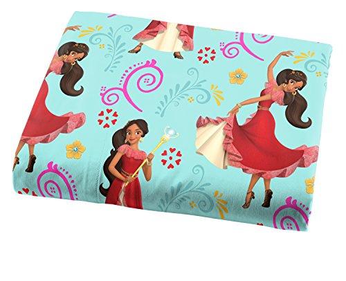 Disney Elena Of Avalor Flower Power 3 Piece Twin Sheet Set