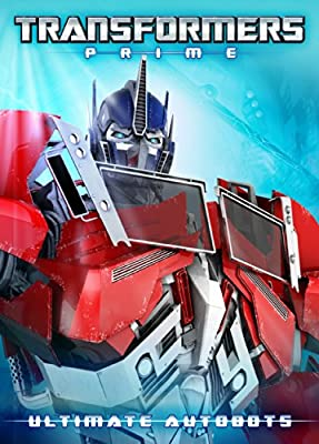 Transformers Prime: Ultimate Autobots