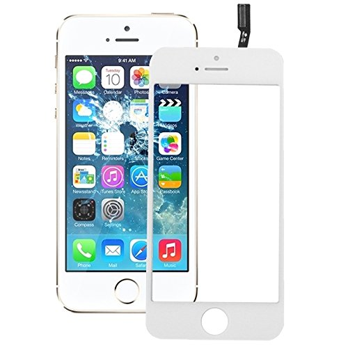 Touch Screen Flex Cable Replacement for iPhone 5C and 5S(White) - 4
