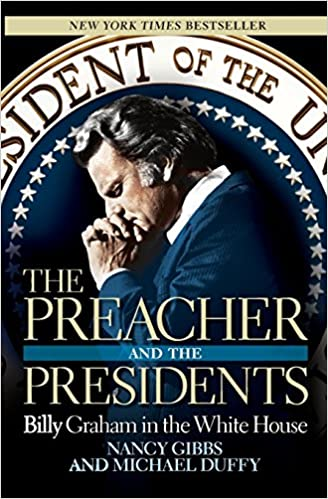 Image result for the preacher and the presidents