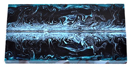 The Abyss Acrylic Liquid Inlace Scales -- 5