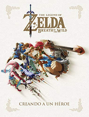 The Legend Of Zelda: Breath Of The Wild por Vv.Aa