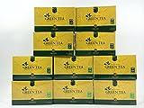 10 Box of Organo Gold 100% Certified Ganoderma Gourmet - Gourmet Green tea (25 sachets)