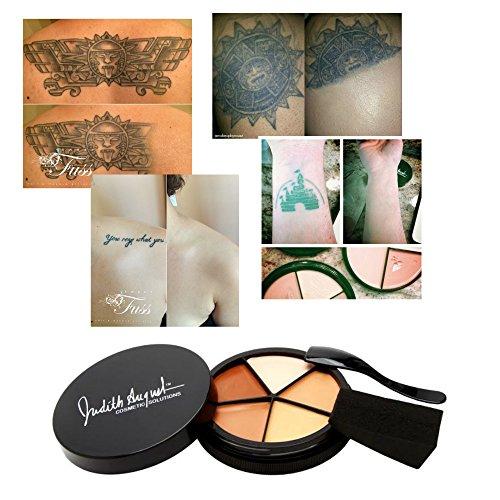 Tattoo Cover Up Concealer Makeup - Waterproof (Best Tattoo Cover Up Concealer)