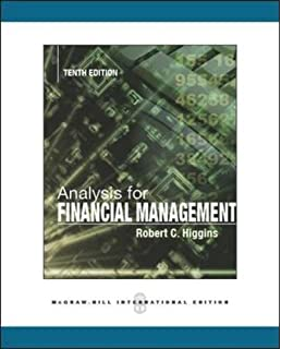 Analysis for financial management 10th edition robert c higgins analysis for financial management fandeluxe Gallery