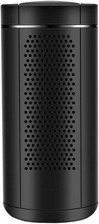 XFSZ-Ambientadores Purificador de Aire para Auto Purificador de Aire para ionizador para automóvil Generador de Iones Negativos con Doble Puerto USB Limpiador de Aire ...