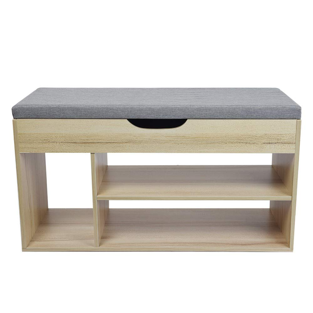Sonmer Simple Modern Shoes Storage Stool Sofa Bench