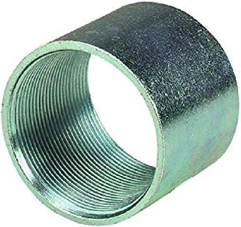 Linear Solutions Galvanized Steel Couplings for Rigid Conduit and Intermediate Metallic Conduit 3//4 in. diameter; 50-pack IMC