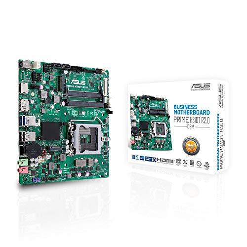 Placa-Mãe Intel H310T R2.0 (1151) Ddr4, Asus