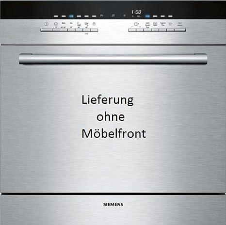 Siemens SC76M540EU lavavajilla - Lavavajillas (A +, 0.73 kWh, 8.7 ...