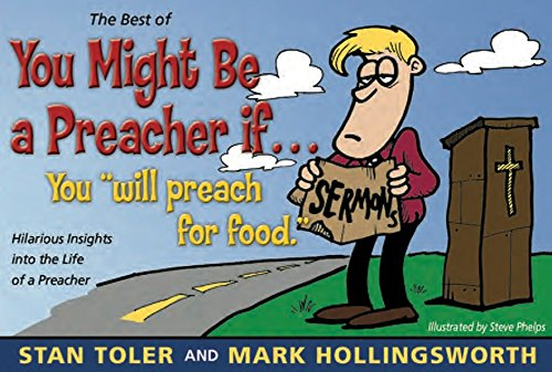 Best Of You Might Be A Preacher If... pdf epub
