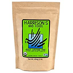 Harrison\'s Adult Lifetime Fine 1lb …