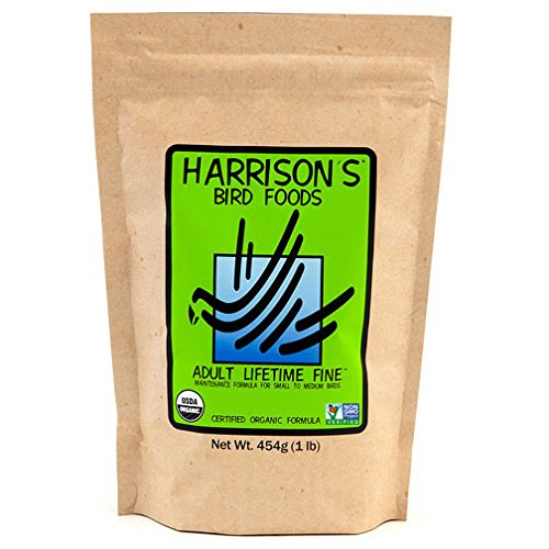 Harrison's Adult Lifetime Fine 1lb … by Harrison's Bird Foods