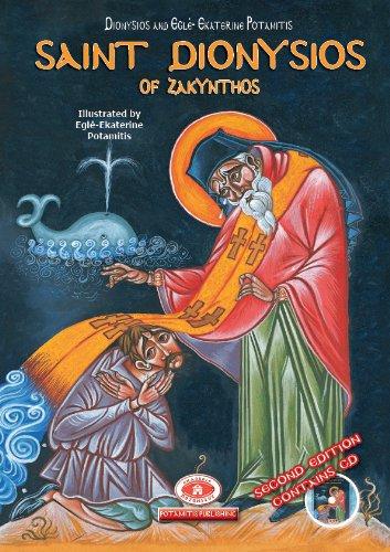 Download Saint Dionysios of Zakynthos PDF