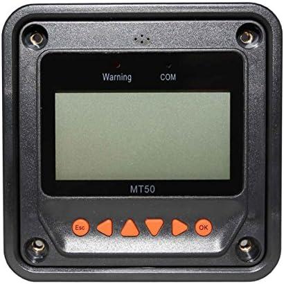 solarepic mt-50Fernbedienung Meter LCD-Display für Tracer BN/Tracer eine Reihe MPPT Solarladeregler Solarmodul Solarpanel