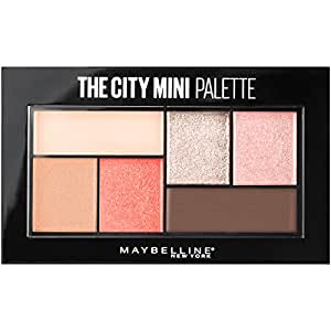 Maybelline New York The City Mini Palette, Downtown Sunrise, 0.14 Ounce