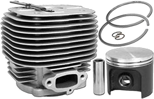 (NWP Piston & Cylinder Assembly (66mm) for Stihl 070, 090, MS 720 Chainsaws (Rep)