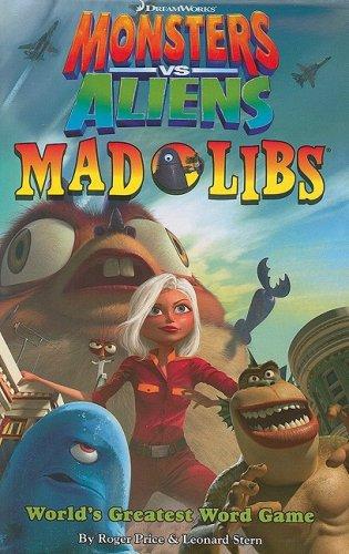 Monsters vs. Aliens Mad Libs ebook