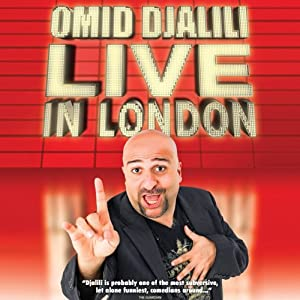 Omid Djalili: Live in London Performance