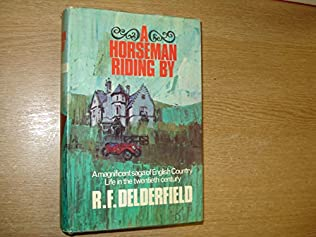 book cover of Horseman Riding by