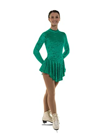 Vestido de terciopelo para patinaje sobre hielo Tappers & Pointers, ...