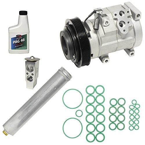 Universal Air Conditioner KT 1036 A/C Compressor and Component Kit
