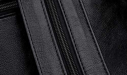 Tout Fleurs fourre AgooLar Noir Sacs bandoulière GMBCB181577 Sacs à Mode Noir Femme XqIw7