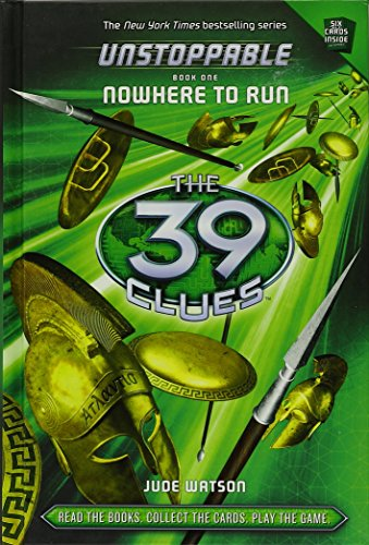 39 clues book unstoppable - 5