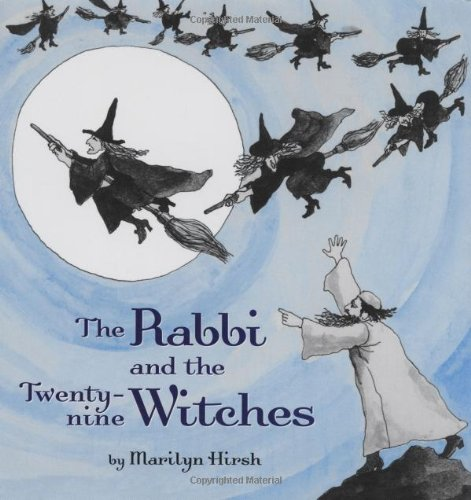 Download The Rabbi and the Twenty-nine Witches ebook