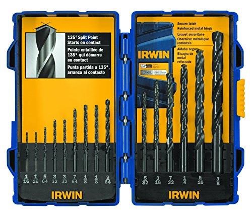 Buy irwin cobalt drill bit sets