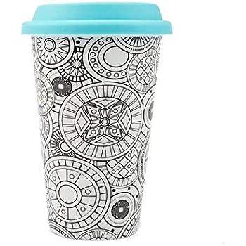 Amazon Com Dci I Am Not A Paper Cup Travel Coffee Mug